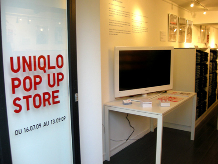 uniqlo-pop-up-store