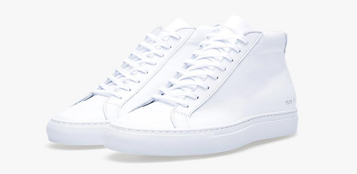 sneakers common projects achilles high-top