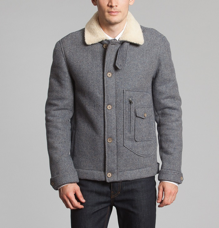 manteau paul & joe