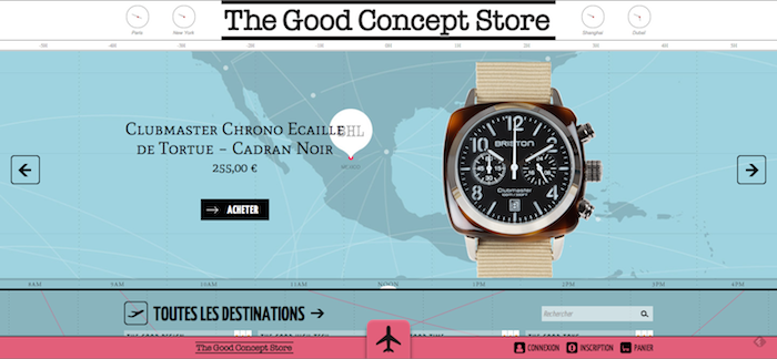 the good concept store