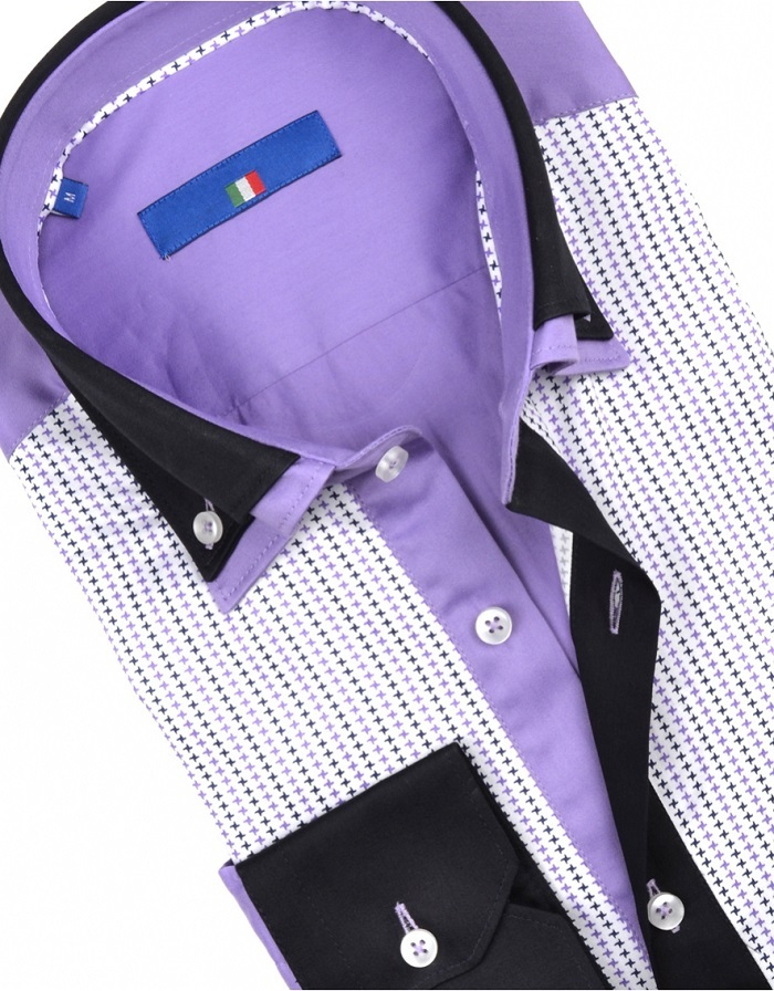 Chemise homme moche