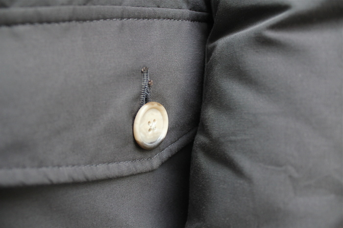 polyester technique woolrich