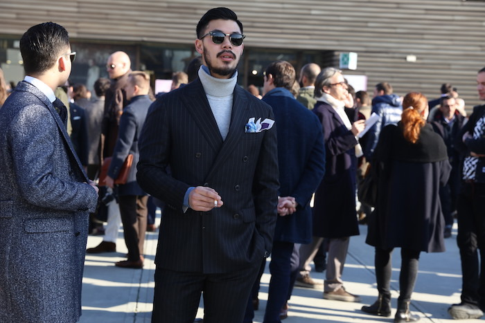 turtleneck pitti