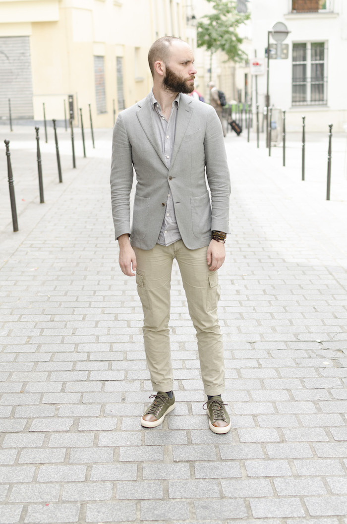 streetstyle sneakers homme