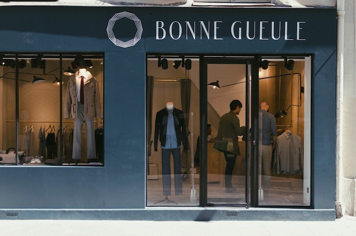 boutique BonneGueule
