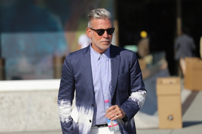 Nick Wooster Pitti 88