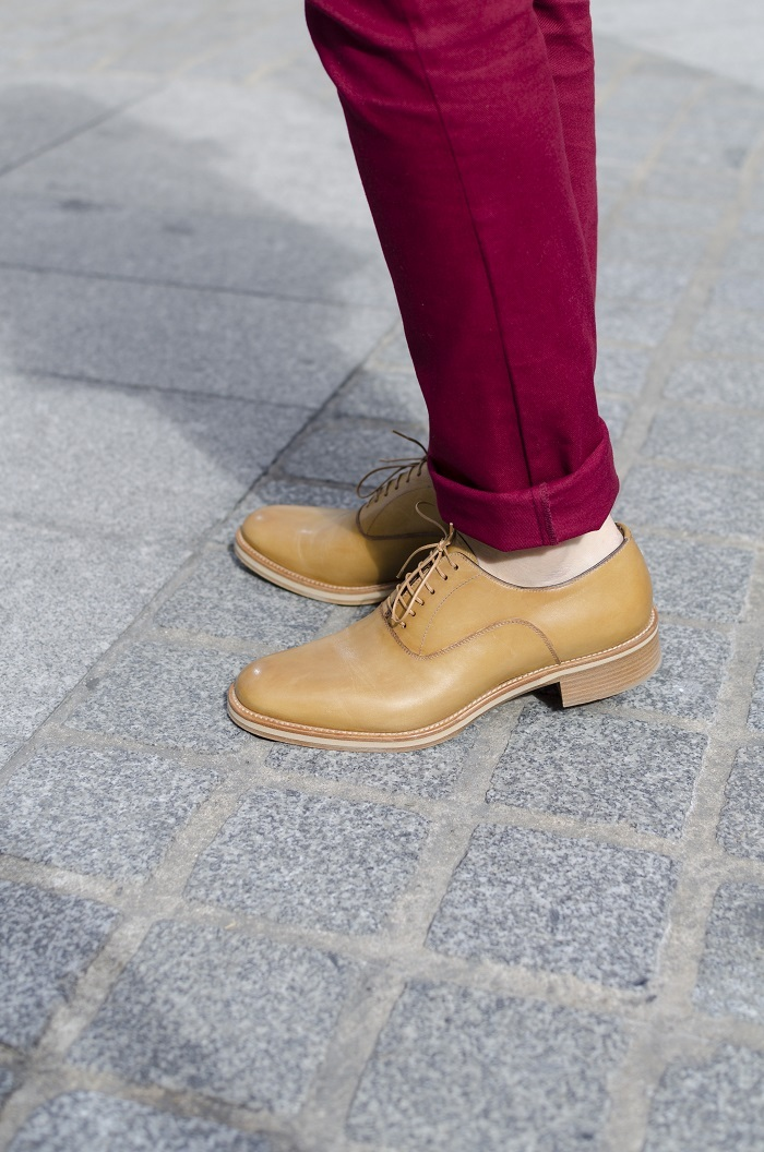 street style louboutin homme
