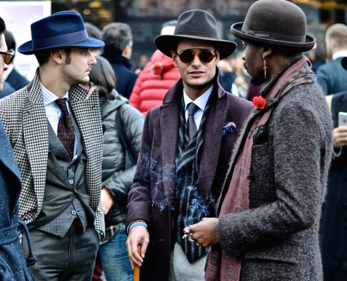 GWD Pitti 87 Chillaxing Road www.gentlemensweardaily.com