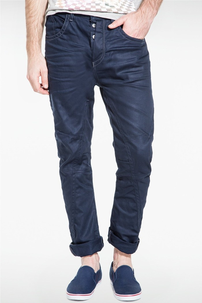 coupe jean tapered homme