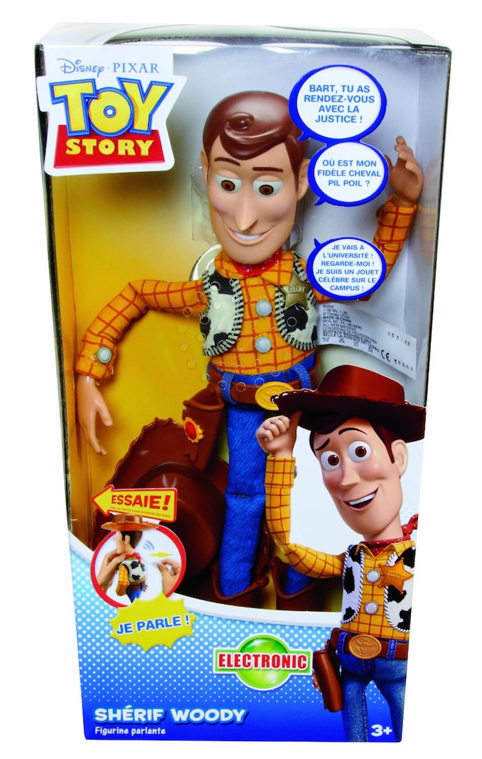 Toy Storie Woody figurine