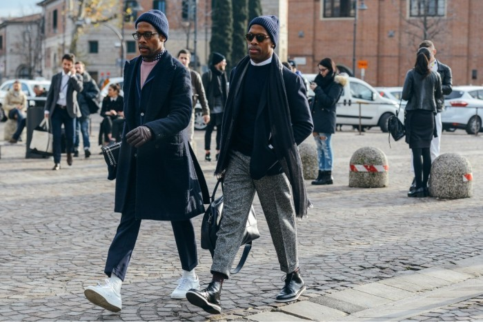street style homme londres