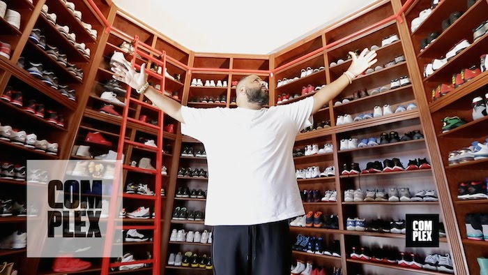 DJ Khaled sneakers