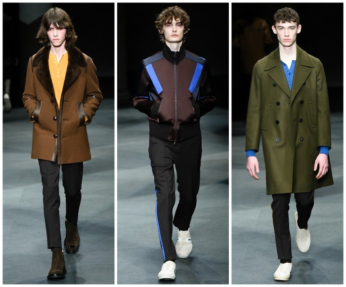 Neil Barett 3 defile fashion week