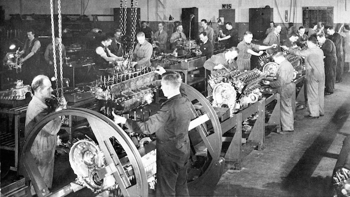 ford workwear industrie