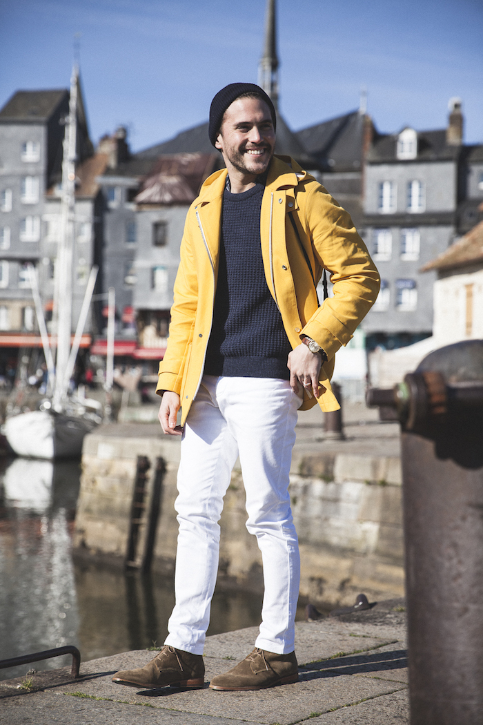look workwear marin homme bonnegueule