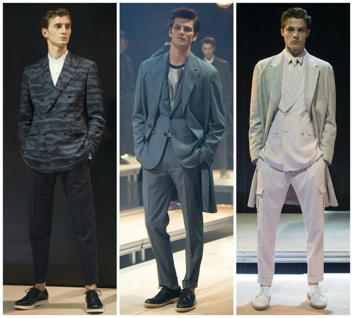 Cerruti SS17 casual chic