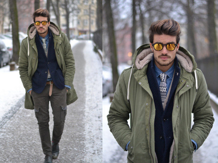 street-style-cardigan-grosse-maille