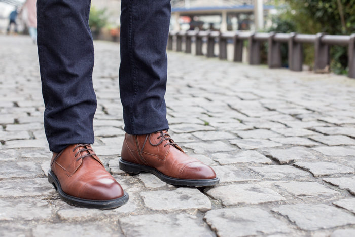 boots homme workwear