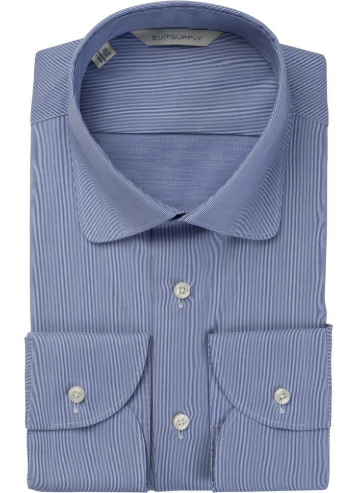 chemise col club Suitsupply