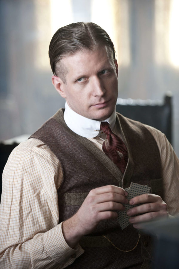mickey Doyle boardwalk empire pin collar