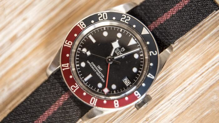 Montre Tudor Black Bay GMT