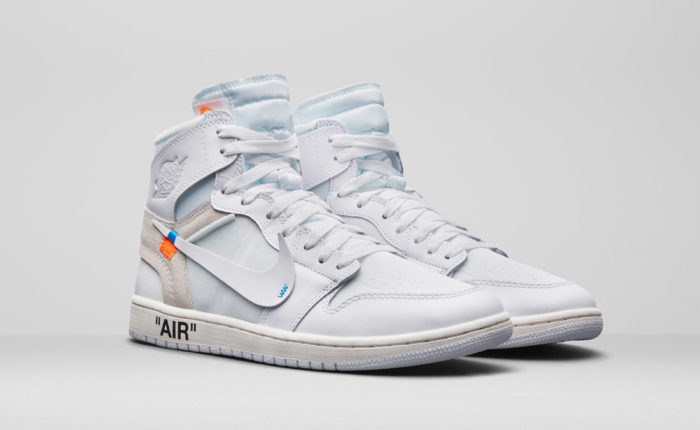 official photos b5db4 45392 Sneakers collaboration entre Off-White et Nike, Air Jordan réinterprétation