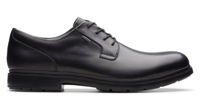chaussure impermable noir clarks gore tex