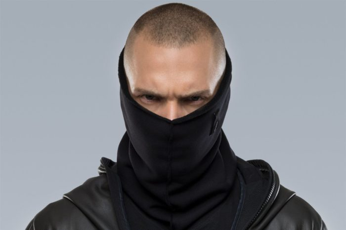 masque ninja techwear