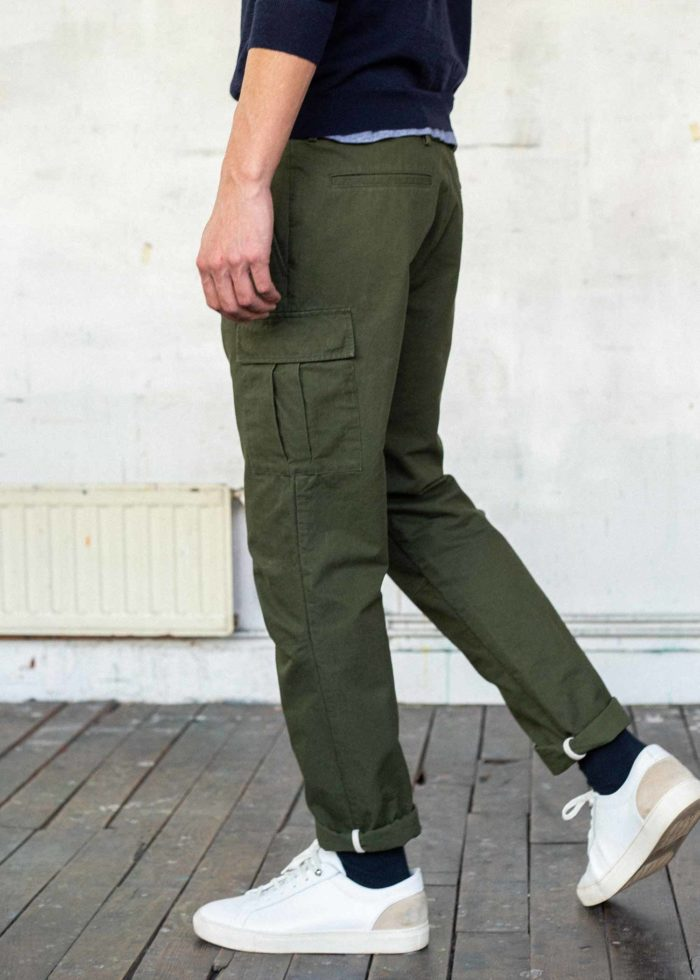 coupe cargo homme