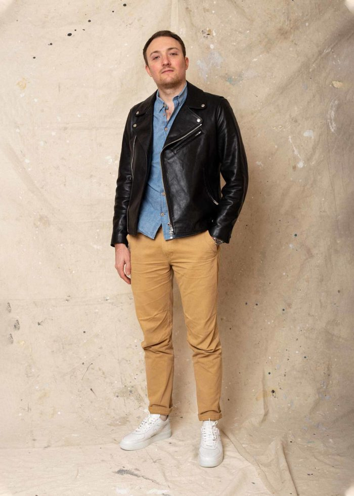 Look homme perfecto chemise chino