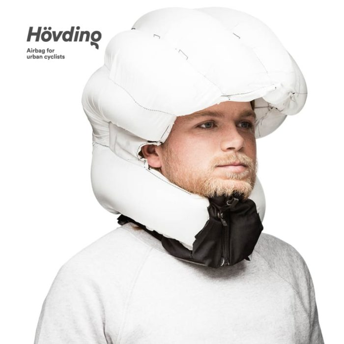 casque airbag homme