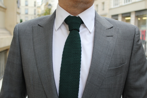 Test black lapel du costume sur mesure new yorkais - Look homme mariage decontracte ...