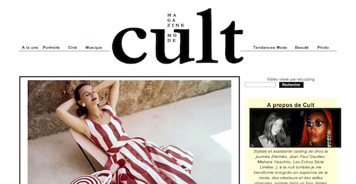 cult magazine mode